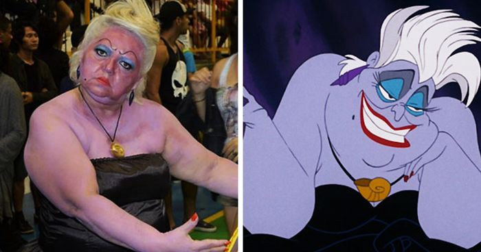 This Mom's Cosplay Skills Are Winning The Internet
