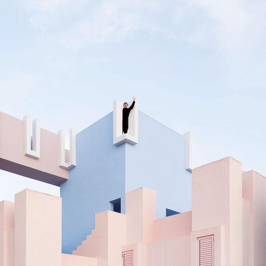 Inspirasi Foto Arsitektur Kreatif