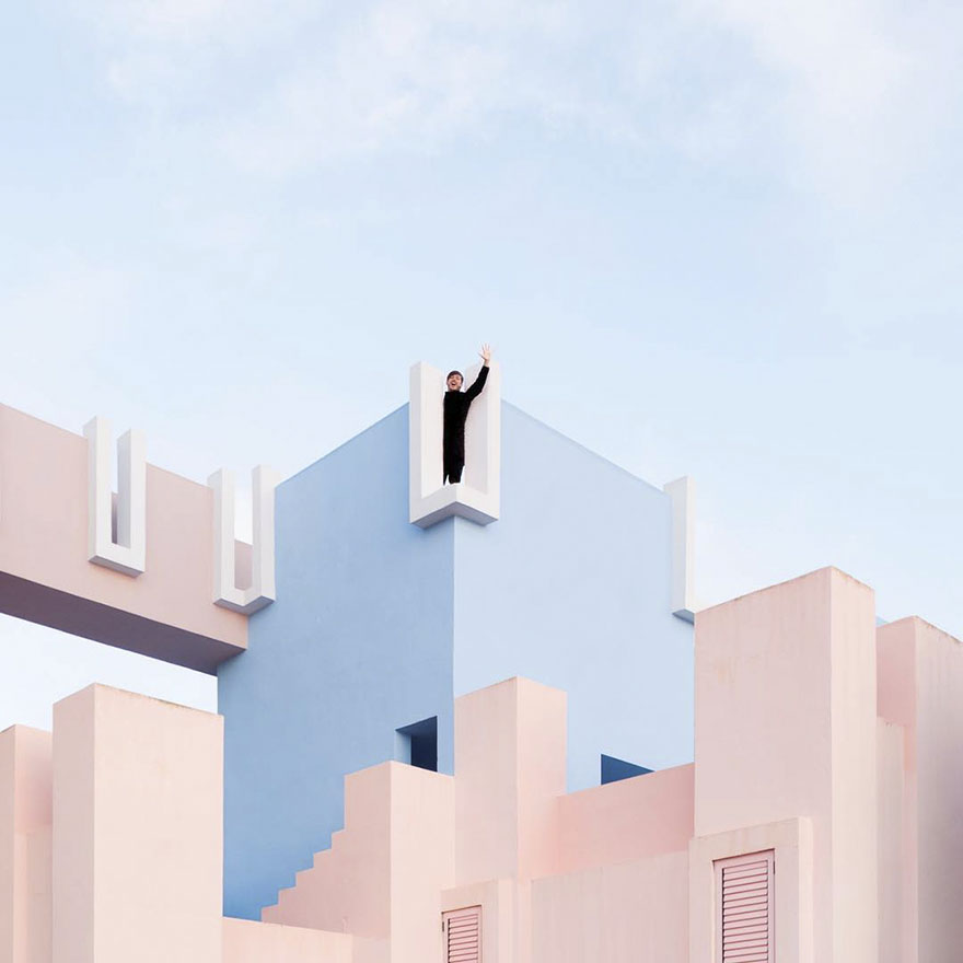 10 Foto Arsitektur Kreatif