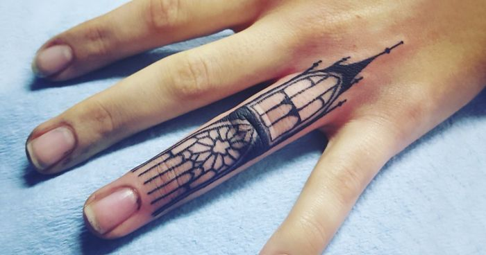 123 Architecture Tattoos That\'ll Make You Want To Get Inked | Bored ...