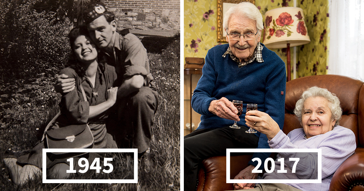 Holocaust Survivor And Soldier Who Rescued Her Spend More Than 70 Years Together