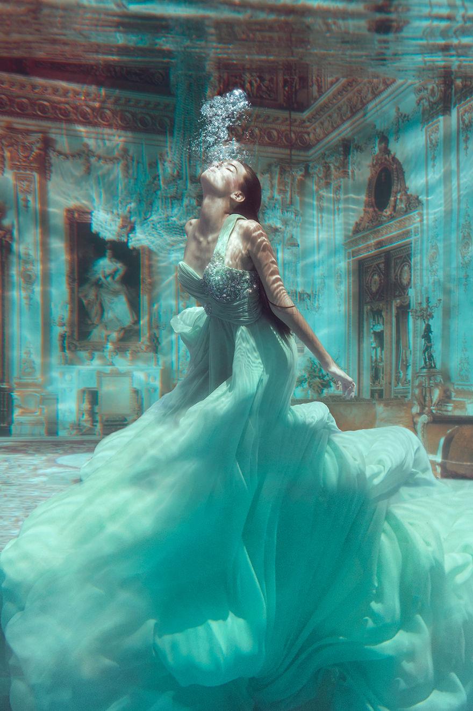 Drowning Princess
