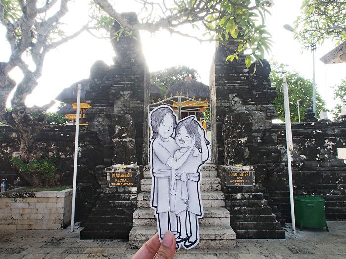 A Visit To The Uluwatu Temple