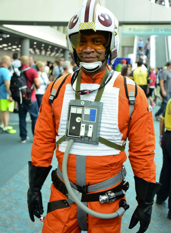 X-wing Fighter Pilot, Star Wars