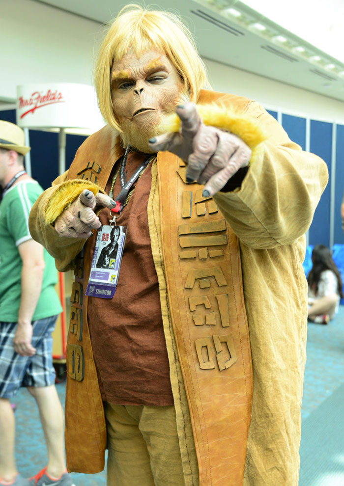Dr Zaius, Planet Of The Apes
