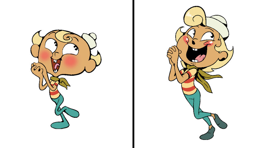 Flapjack From The Marvelous Misadventuers Of Flapjack