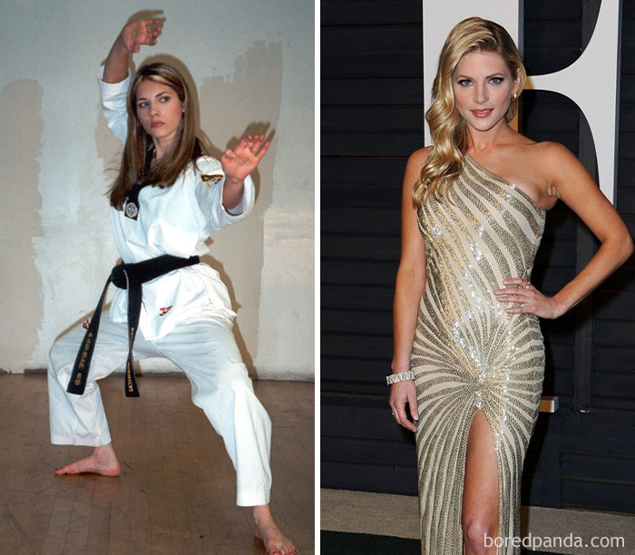Katheryn Winnick Is An Accomplished Martial Artist Who Holds A Third-Degree Black Belt In Taekwondo And A Second-Degree Black Belt In Karate. By 21 She Had Founded And Owned 3 Martial Arts Schools