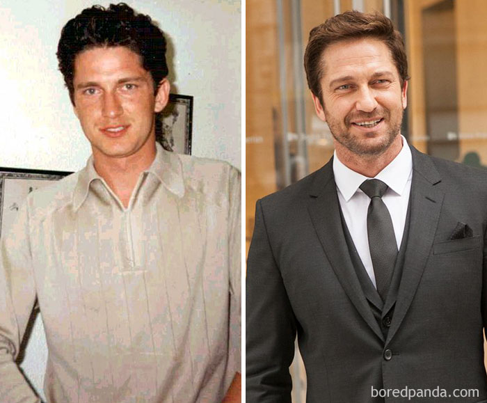 Gerard Butler Was A Trainee Lawyer But Got Fired Due To His Partying And Frequently Missing Work