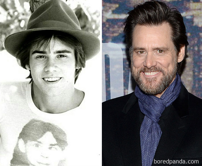 Jim Carrey Quit School To Support His Family And Started Working As A Janitor
