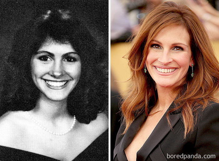 Julia Roberts Worked As A Baskin Robbins Ice Cream Scooper