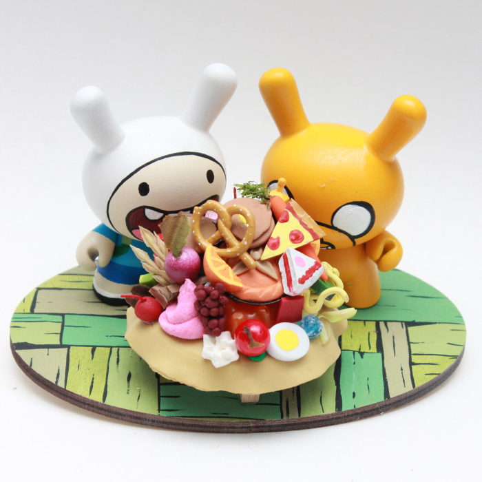 I Create Vinyl Toys That Look Good Enough To Eat (Part 3)