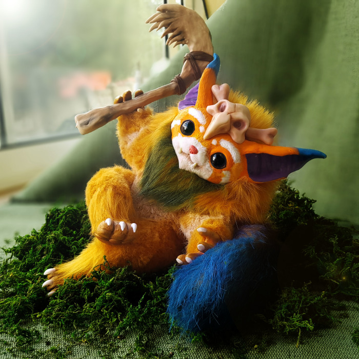 """We Create Gnar From The Game """"League Of Legends"""""""