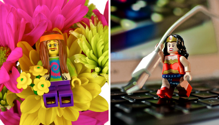 My Lego Minfigure Obsession Turned Into Photography Art
