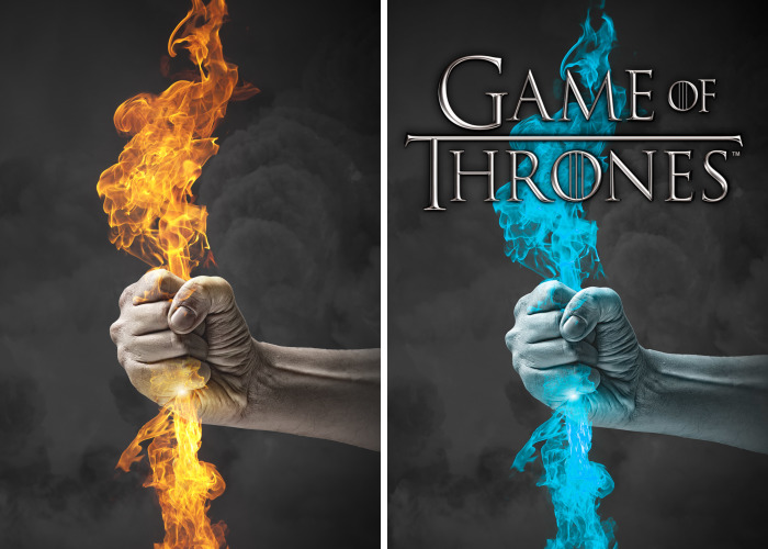 Game Of Thrones Posters With Stock Photos