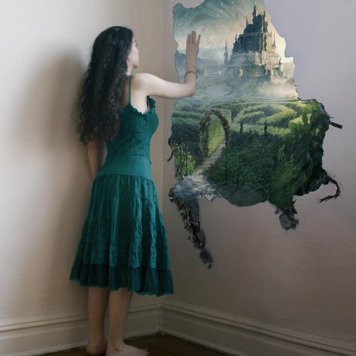 I Create Inspiring Surreal Photography