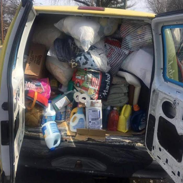 Community's Generosity Overwhelms Animal Shelter And Organizer