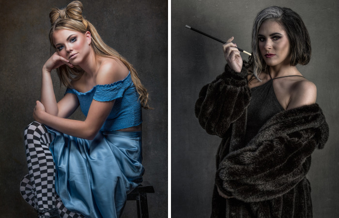 Hair And Makeup Artist Fulfills Lifelong Dream By Making Disney Character Inspired Looks Come To Life