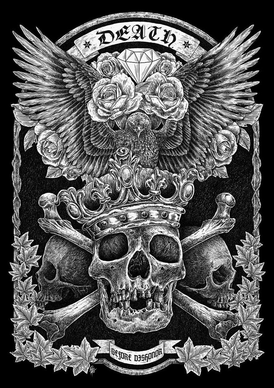 Death Before Dishonor Ii