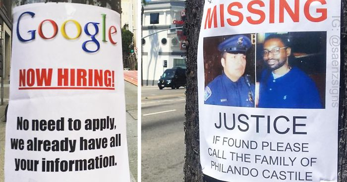Comedian Covers City With Fake Posters, And It's Hilarious (34+ Pics)
