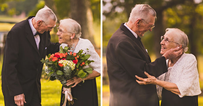 This Couple Celebrating 65 Years Of Marriage Is The Most Beautiful Thing Ever