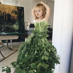 Food Dresses