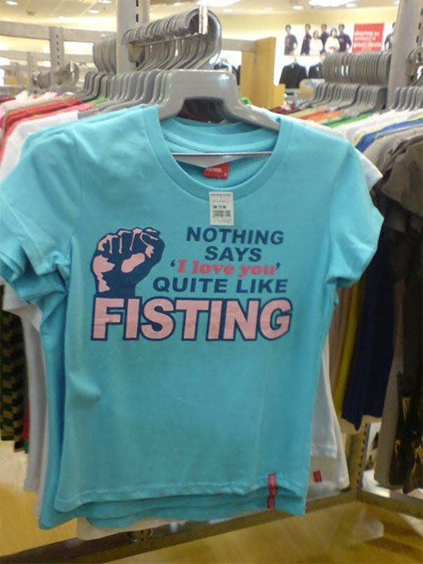 "Walmart? I Think You Meant ""Fist Bump"""
