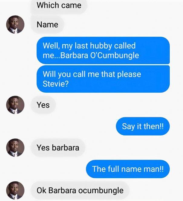 Nigerian dating scam facebook messenger