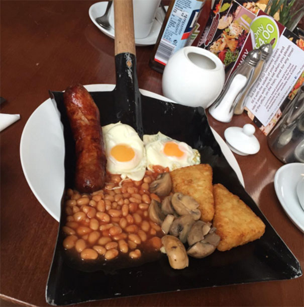 Breakfast Shovel