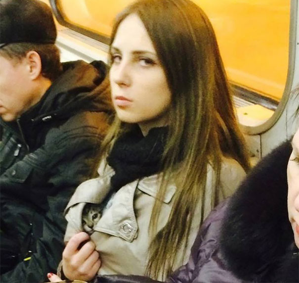 Meanwhile On Subway