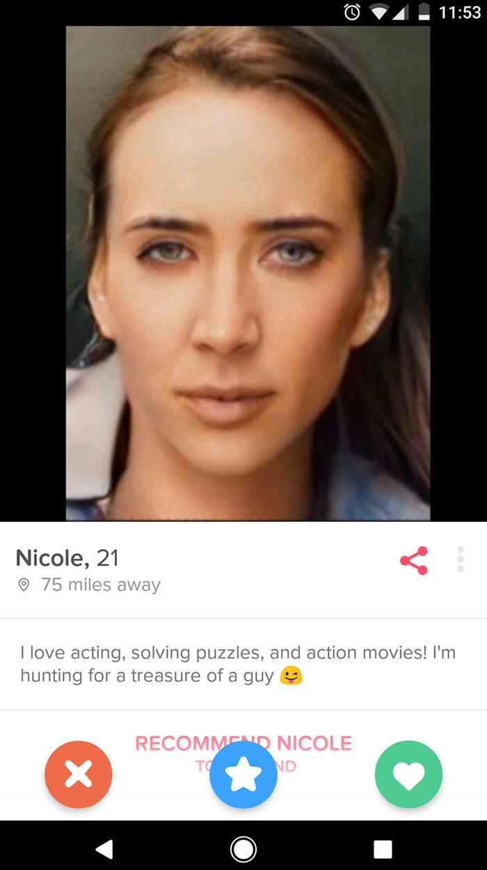 best tinder profiles girl