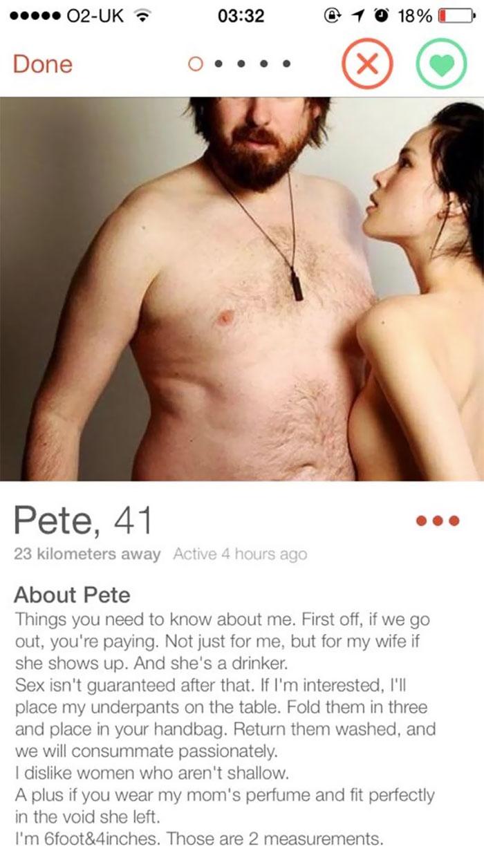 Sex Isn't Guaranteed