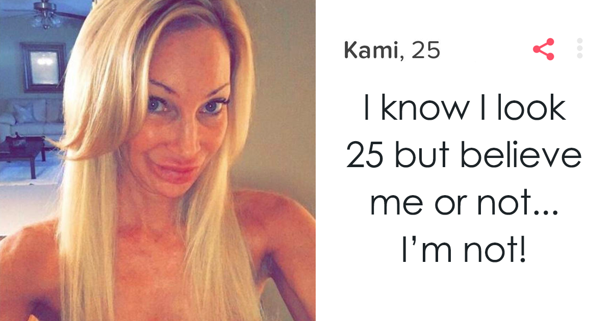 60+ Tinder Profiles That Will Make You Look Twice