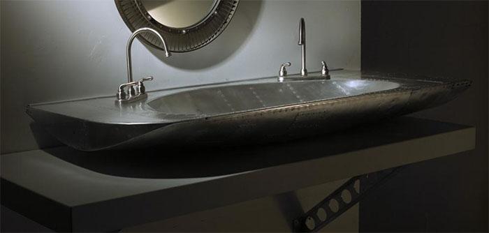 Kc-97 Front Landing Gear Door Sink