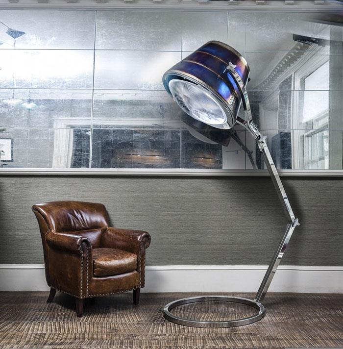 Bae 146 Exhaust Lamp