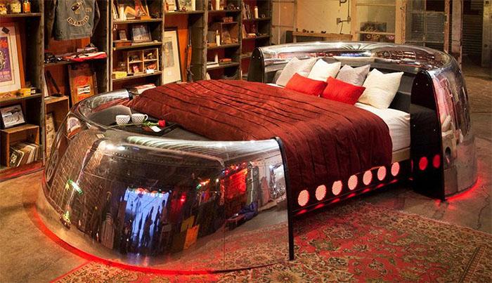 Jumbo 747 Sleeper Bed