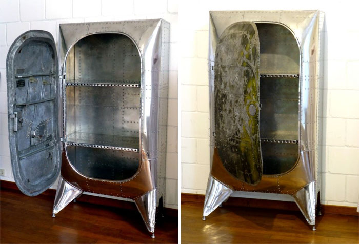 20 Amazing Examples Of Furniture Made From Old Airplane