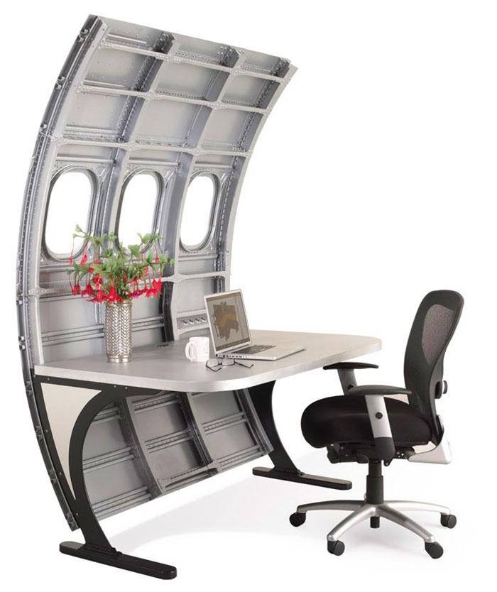 Good #7 Fuselage Desk
