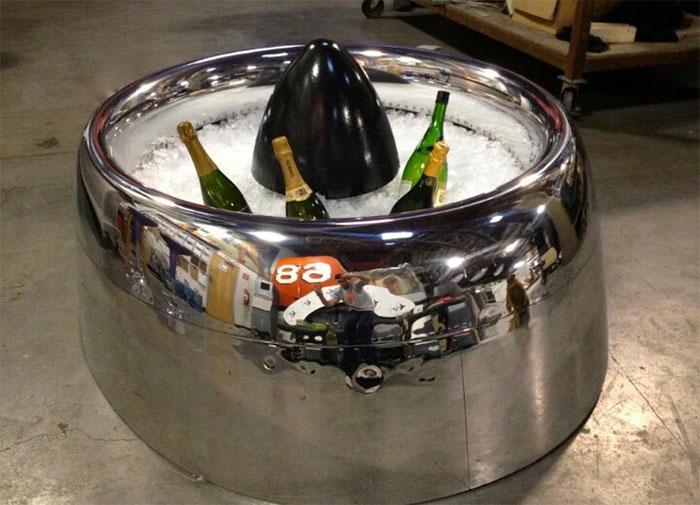 Motoart Dc9 Cowling Ice Bucket