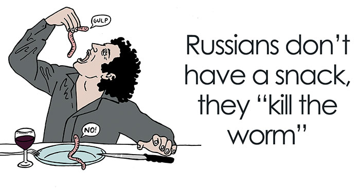 10 Crazy Things Russians Say And What They Mean
