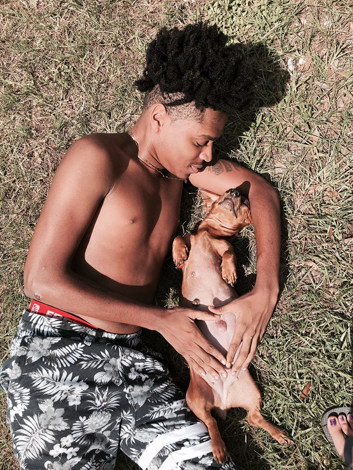 guy-pregnant-dog-maternity-photoshoot-daquan-collins-heidi (4)
