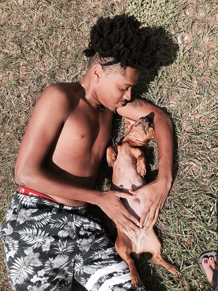 guy-pregnant-dog-maternity-photoshoot-daquan-collins-heidi (4)