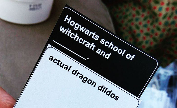 """Harry Potter Version Of """"Cards Against Humanity"""" Exists, And It's What Every ADULT Muggle Needs"""