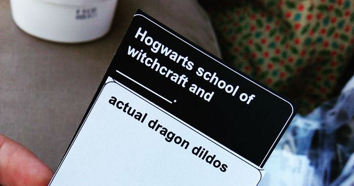 Image Result For Cards Against Humanity Harry Potter