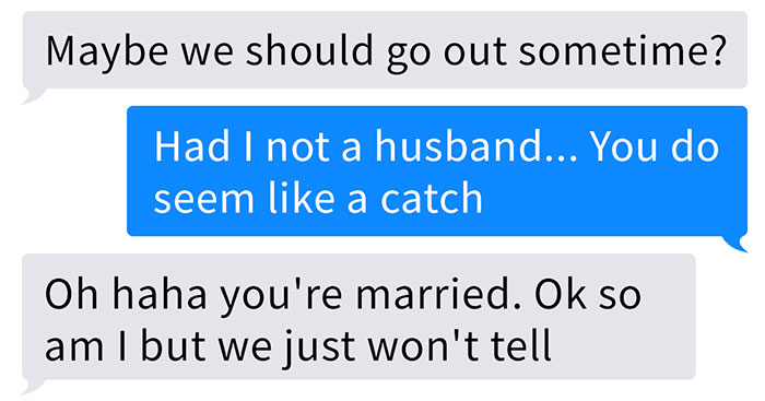 Cheating Husband Texts Married Woman, And Her Unexpected Response Is Going Viral