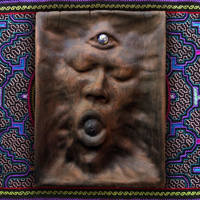 Ayahuasca Visions Showed Artist An Ancient Woodworking Technique That He Is Now Using To Produce Unique Wood Sculptures