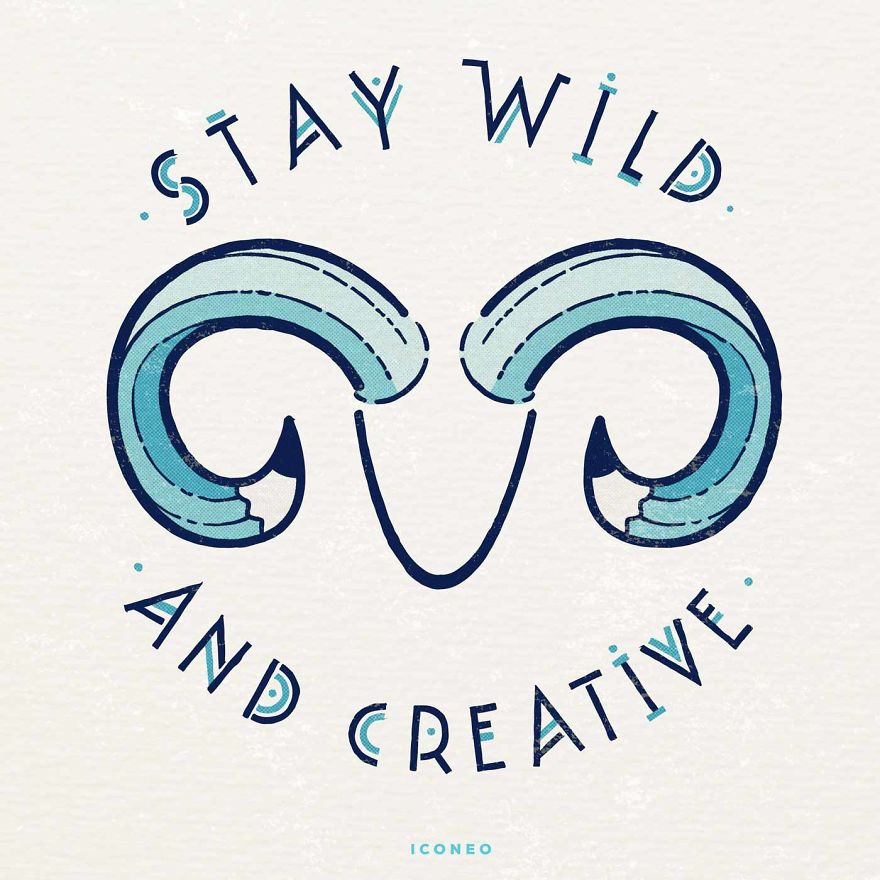 Stay Wild And Creative