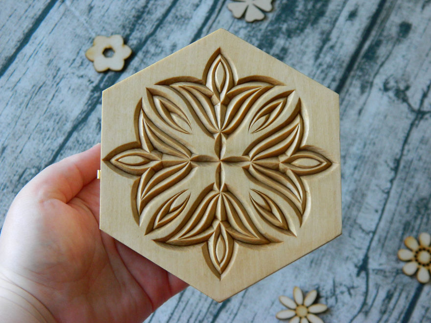 Chip carved basswood boxes how wood carving became my