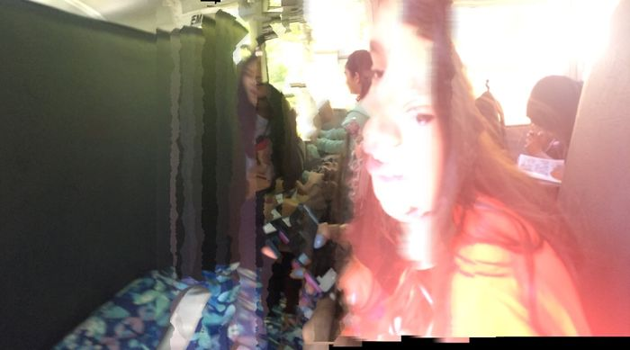 Was Playing Around With The Panoramic Feature A Few Years Ago With A Friend And Created This