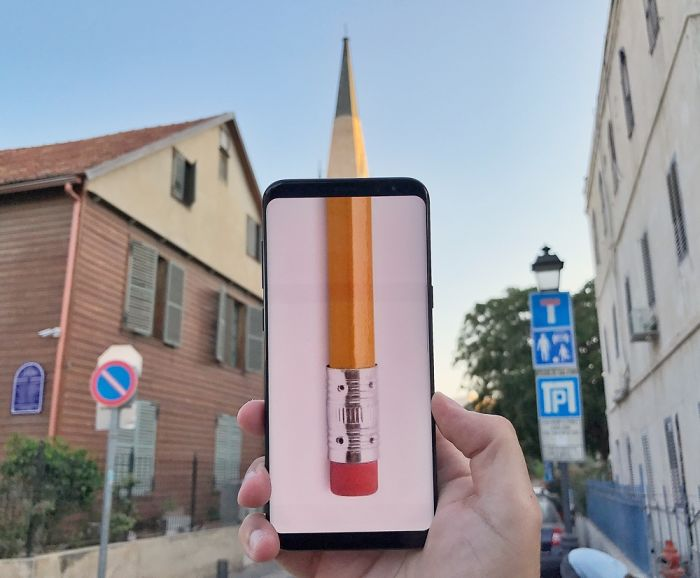 I Bring Everyday Objects To Life With My Smartphone (part 5)