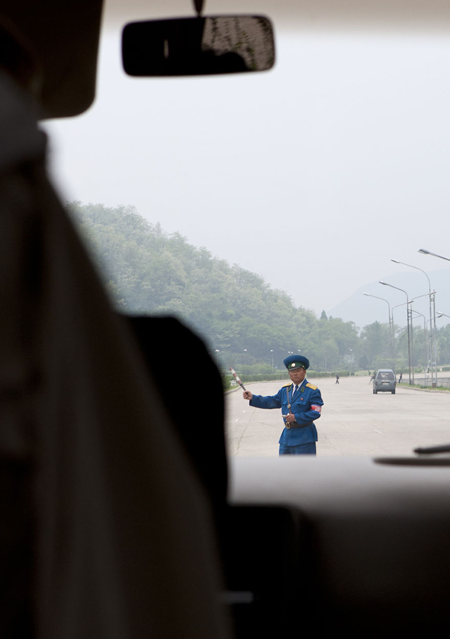 There Are No Tolls In North Korea, But You Cannot Leave Pyongyang Without A Special Authorization